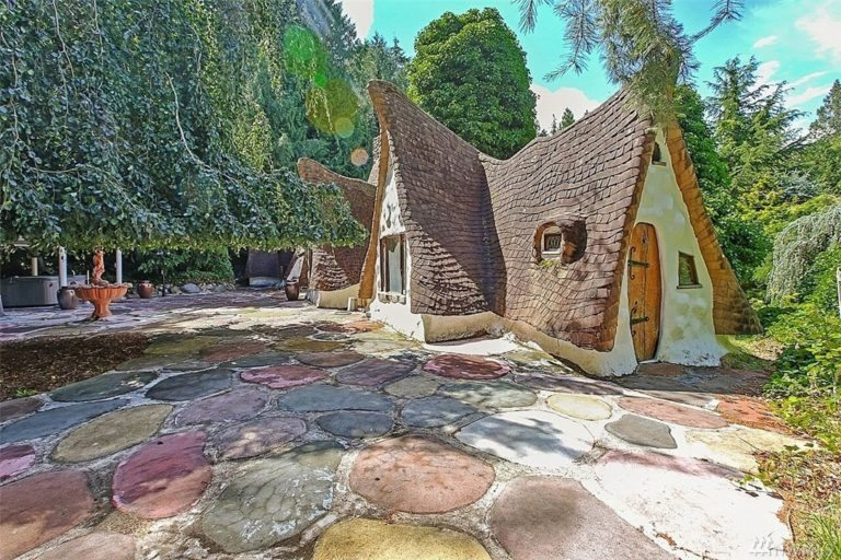 Unusual homes for sale in Seattle