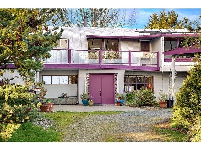 Seattle Architecturally interesting case study home UW Case Study