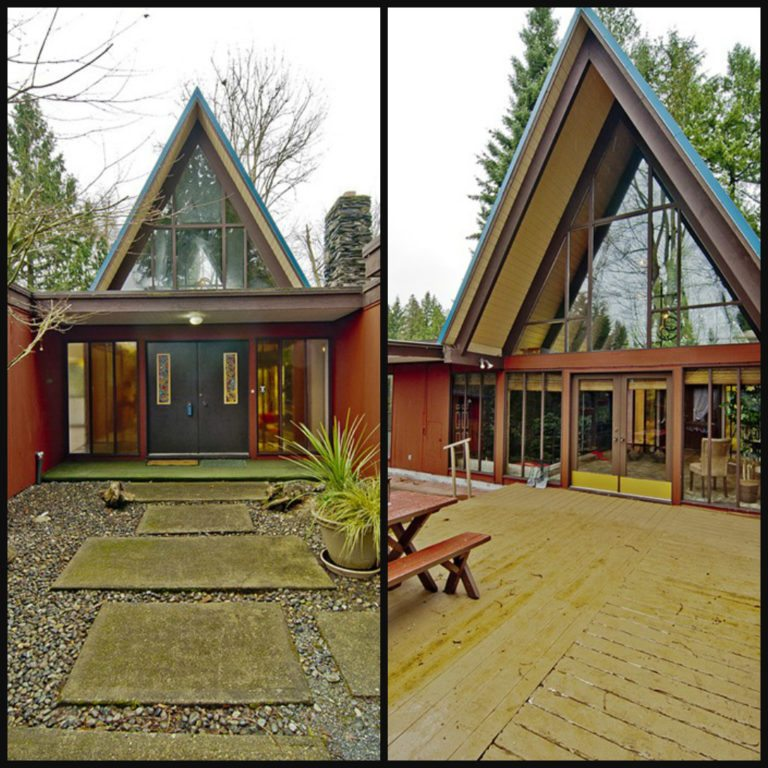 Mid-Century Homes for Sale in Seattle