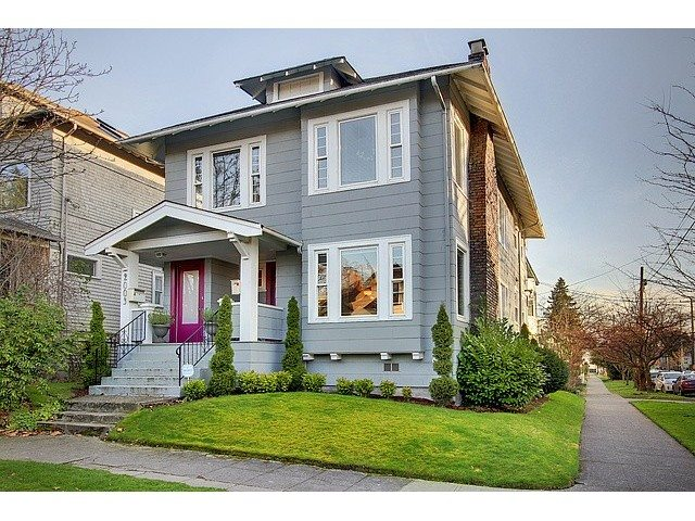 Mercer Street Duplex.multi-family investment property in Seattle