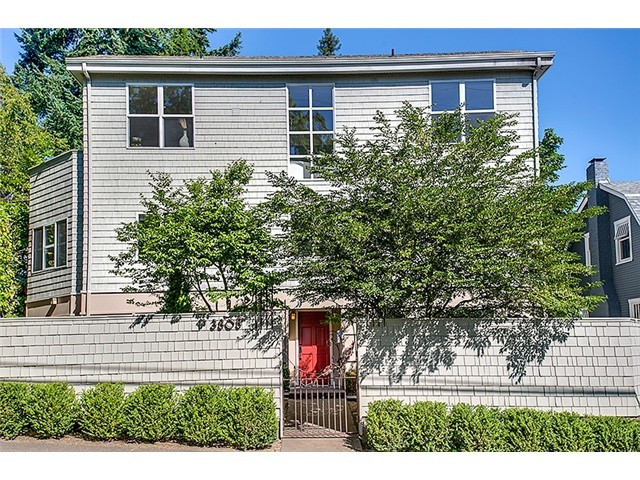 Seattle Madison Park Home for Sale
