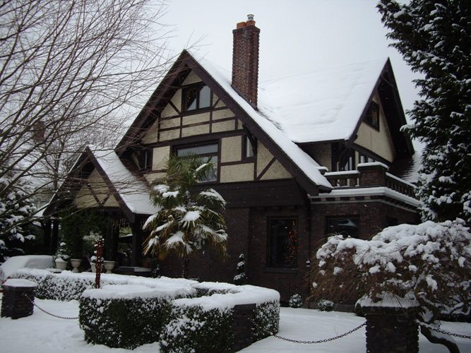 Seattle Real Estate in the Winter