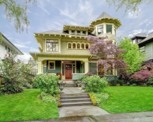 Buying a home in Seattle