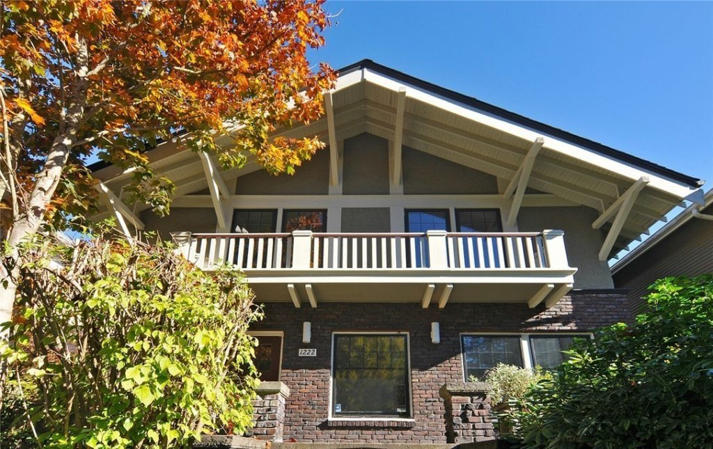 Seattle real estate homes for sale in seattle