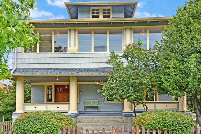 Historic Seattle Home for Sale