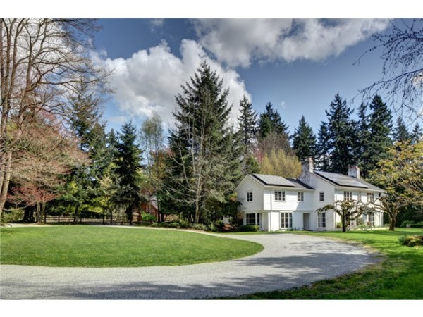 Seattle Homes for Sale, luxury homes, traditional vintage home