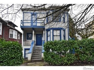 1003 Jefferson. duplex for sale seattle
