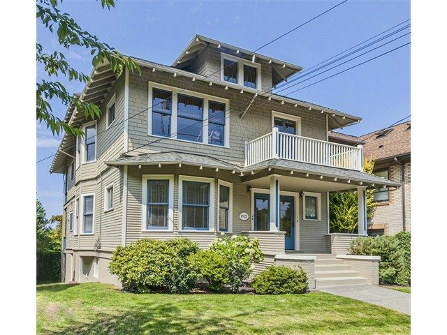 Seattle real estate and multi family