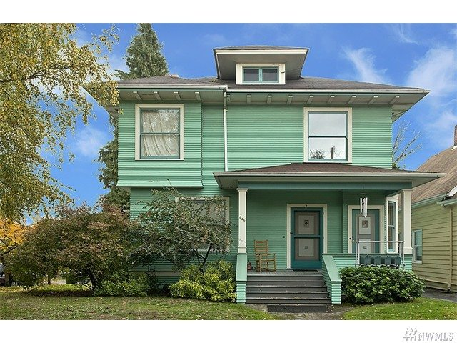 Investment properties for sale in Seattle