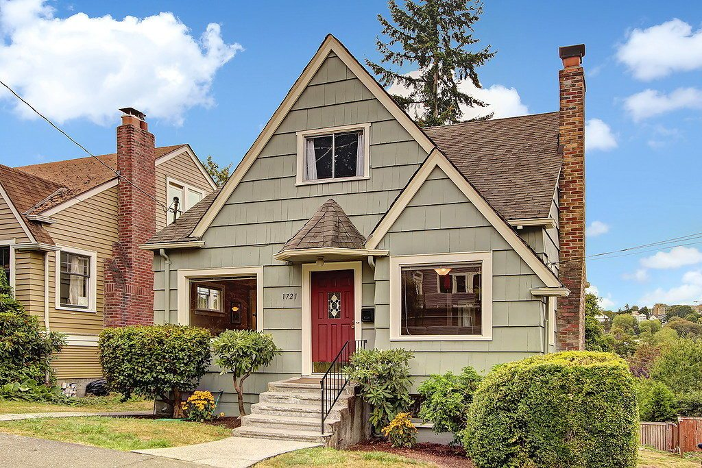 Seattle real estate home for sale in Madrona