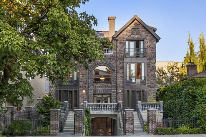 Beautiful home for sale in Seattle on Capitol Hill