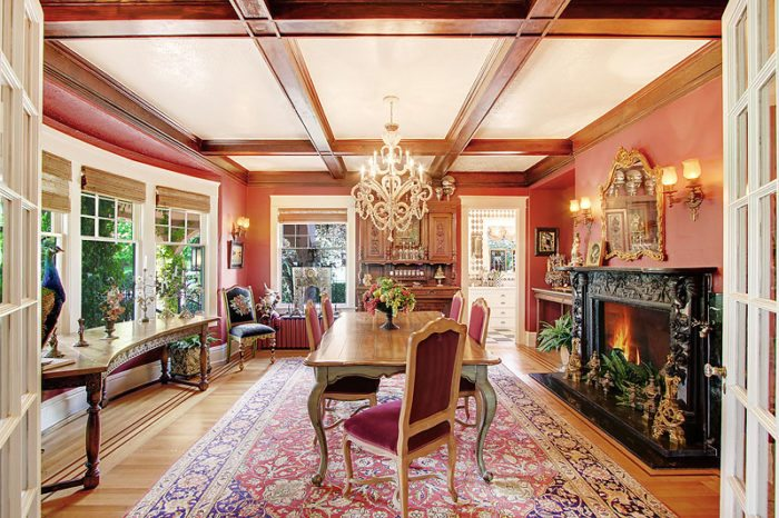 Seattle Real Estate Historic Homes KIng County Mansion