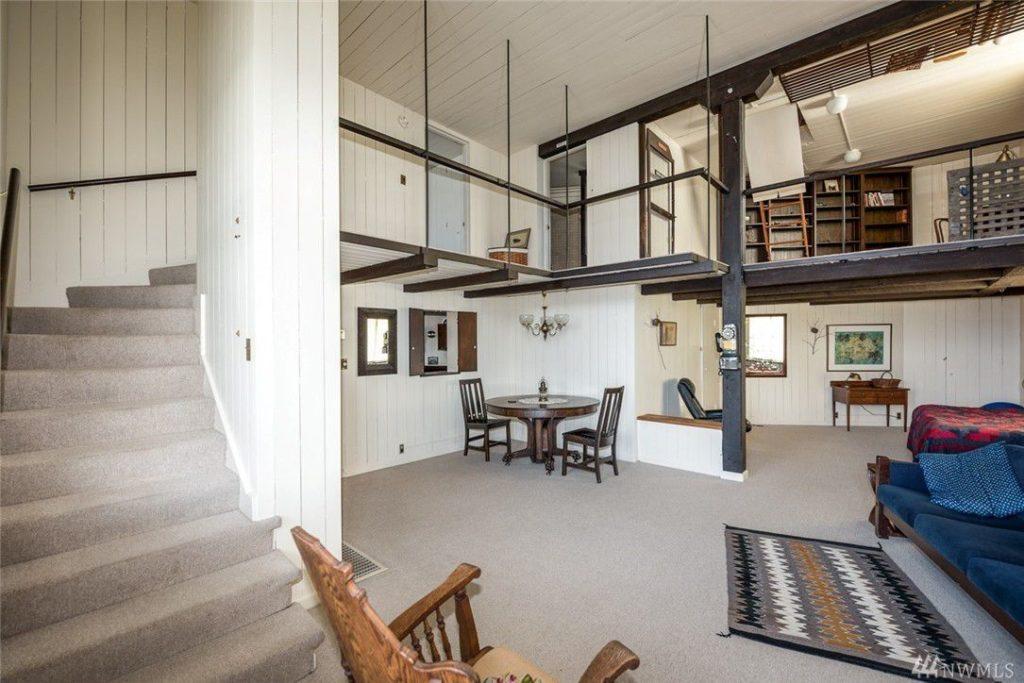amazing ballard live  work space - seattle dream homes