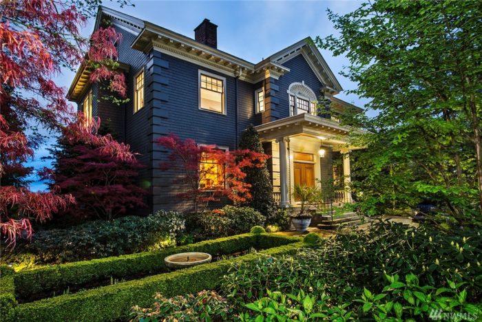 Beautiful Seattle Real Estate