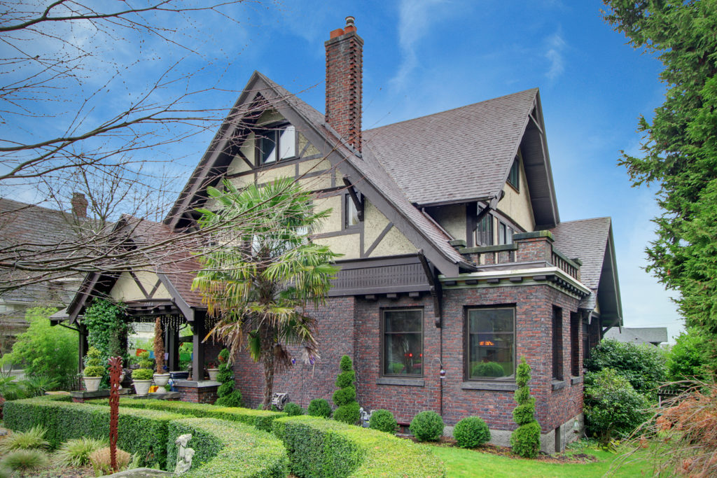Historic 1914 Home for Sale in Seattle on Capitol Hill. Best Real Estate Agent in Seattle