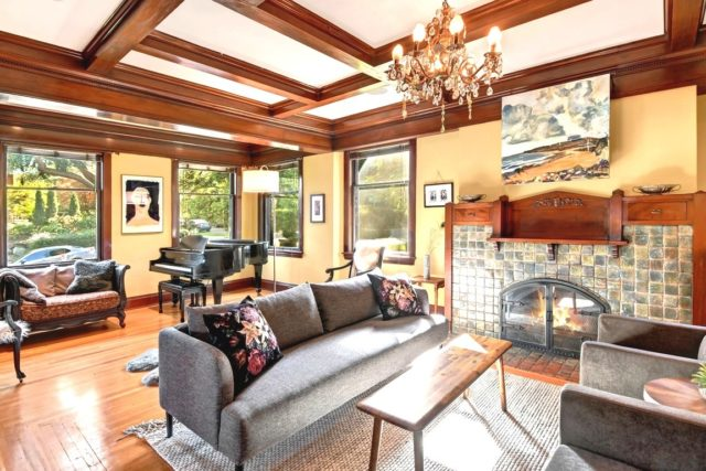 Seattle most beautiful home for sale by top Real Estate Agent Marlow Harris