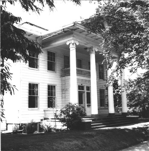 Judge James Home