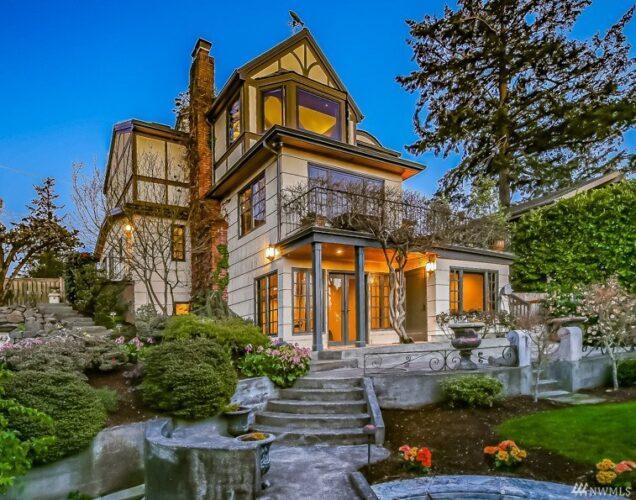 Amazing Seattle Real Estate