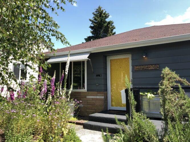 White Center Seattle bungalow